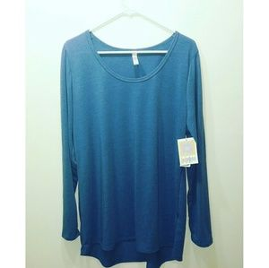 LulaRoe Lynnae Tshirt